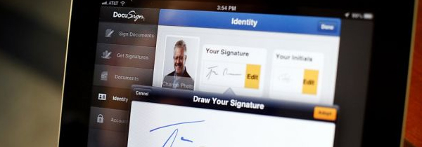 Docusign Infusionsoft Integration