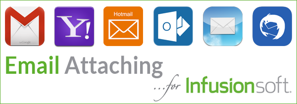 Email Attaching for Infusionsoft